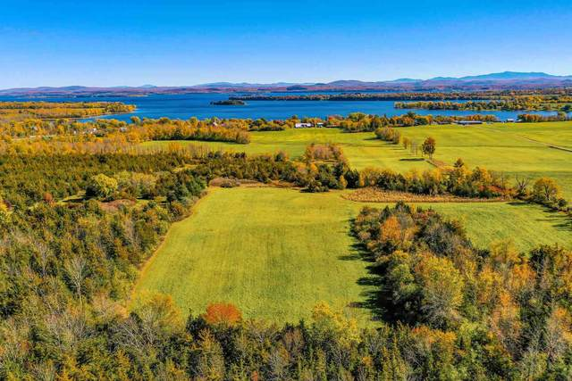17 Ferry Road, South Hero, VT 05486 (MLS #4833878) :: Hergenrother Realty Group Vermont