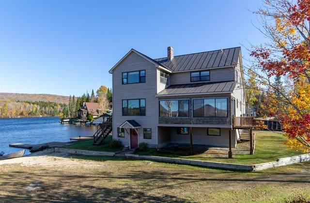 544 Lakeside Drive, Groton, VT 05046 (MLS #4834049) :: Parrott Realty Group