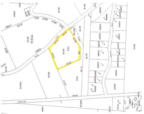 00 Blue Brook Road, Dover, VT 05356 (MLS #4834207) :: The Gardner Group
