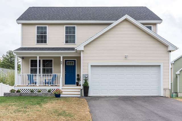 64 Millers Farm Drive, Rochester, NH 03868 (MLS #4834375) :: Lajoie Home Team at Keller Williams Gateway Realty