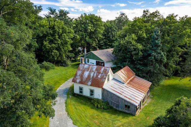 31 Loveland Road, Norwich, VT 05055 (MLS #4834488) :: Hergenrother Realty Group Vermont