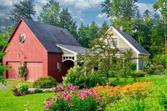522 Worcester Loop, Stowe, VT 05672 (MLS #4834511) :: Hergenrother Realty Group Vermont