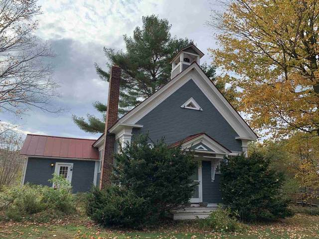 1761 Cadys Falls Road, Morristown, VT 05661 (MLS #4834594) :: Hergenrother Realty Group Vermont