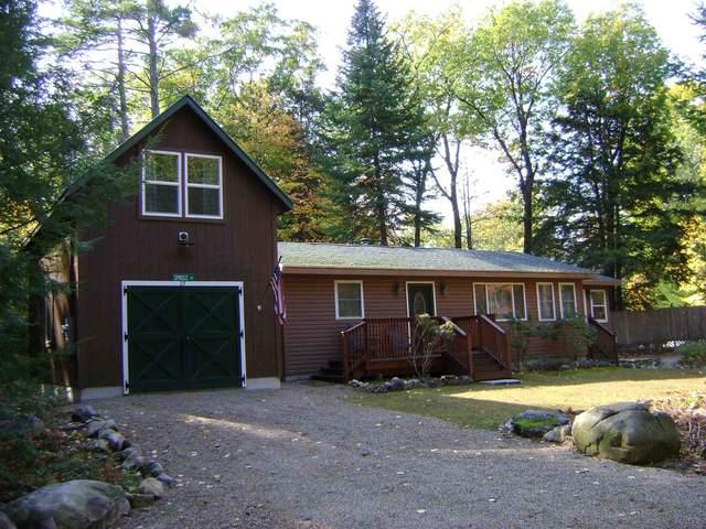 27 Spruce Road, Moultonborough, NH 03254 (MLS #4834598) :: Lajoie Home Team at Keller Williams Gateway Realty