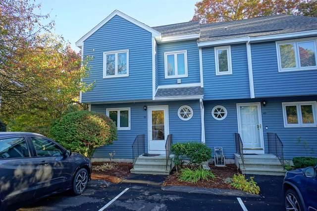 38 Merrimack Drive #38, Merrimack, NH 03054 (MLS #4834626) :: Parrott Realty Group