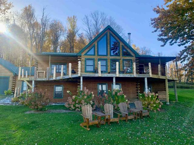 108 Max Road, Berkshire, VT 05476 (MLS #4834628) :: Hergenrother Realty Group Vermont