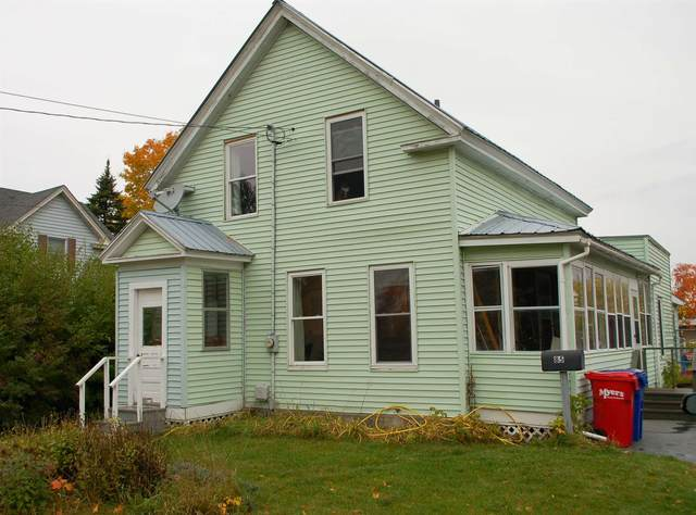 85 Aldis Street, St. Albans City, VT 05478 (MLS #4834772) :: Hergenrother Realty Group Vermont