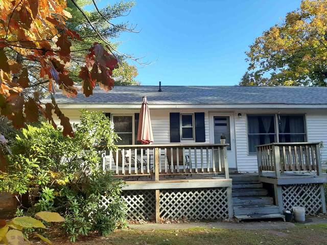 108 Cherry Valley Road Unit 7, Gilford, NH 03249 (MLS #4834799) :: Keller Williams Coastal Realty