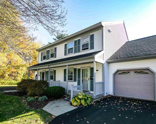 23 River View Drive #23, Essex, VT 05452 (MLS #4834808) :: Hergenrother Realty Group Vermont