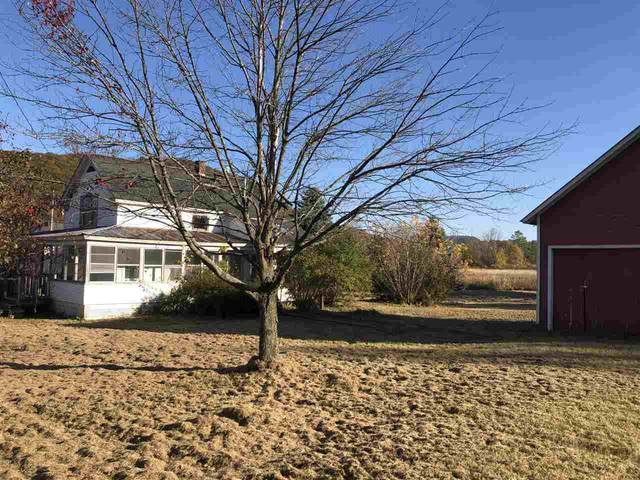 213 Ferry Road, Charlotte, VT 05445 (MLS #4834815) :: The Gardner Group