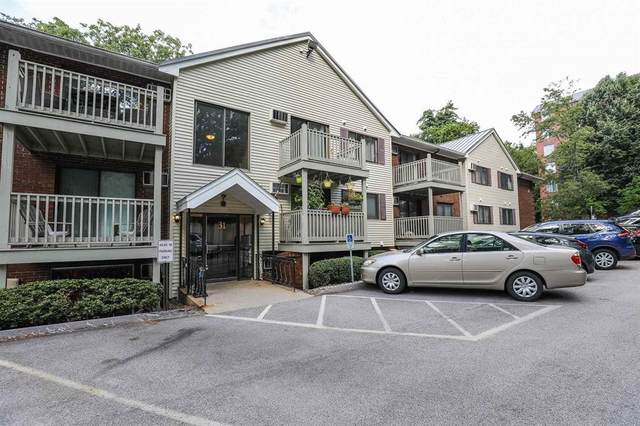 31 Andrew Street #15, Manchester, NH 03104 (MLS #4834876) :: Parrott Realty Group