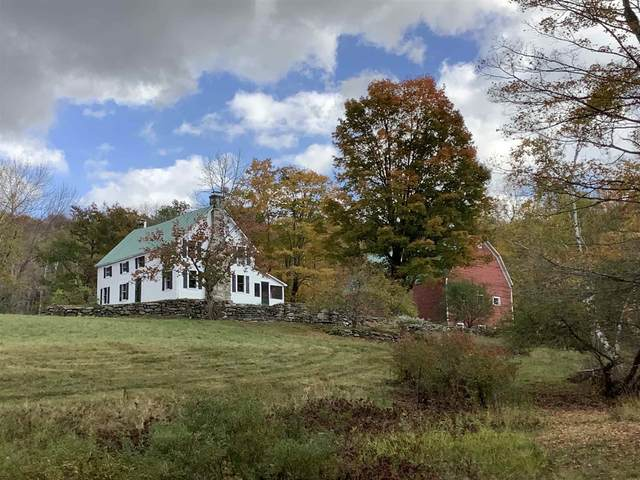 350 Curtis Hollow Road, Reading, VT 05062 (MLS #4834892) :: Hergenrother Realty Group Vermont