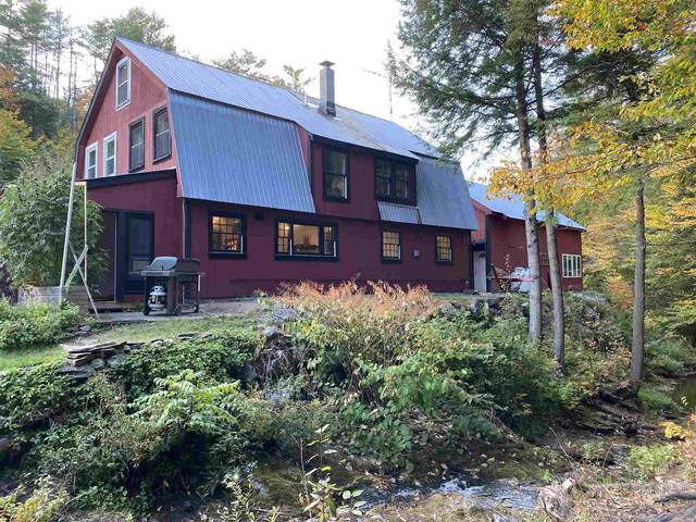 626 Vt 12 Route, Hartland, VT 05048 (MLS #4834900) :: Hergenrother Realty Group Vermont