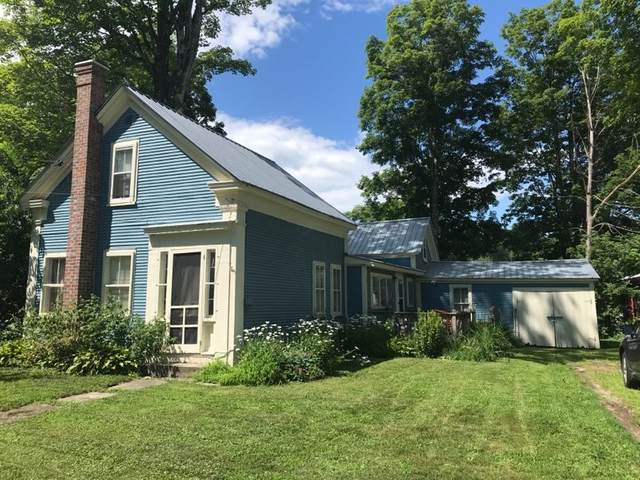 36 Church Street, Waterville, VT 05492 (MLS #4834914) :: Hergenrother Realty Group Vermont