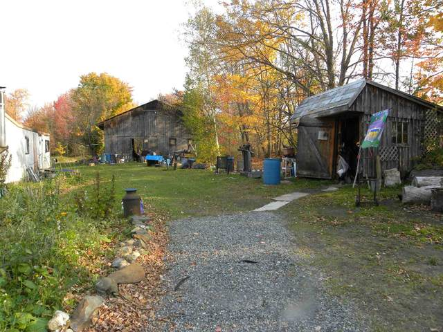 166 Old Cemetery Lane, Brownington, VT 05860 (MLS #4834935) :: Hergenrother Realty Group Vermont
