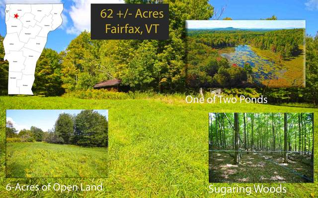 585 Spooner Road, Fairfax, VT 05454 (MLS #4834974) :: Hergenrother Realty Group Vermont