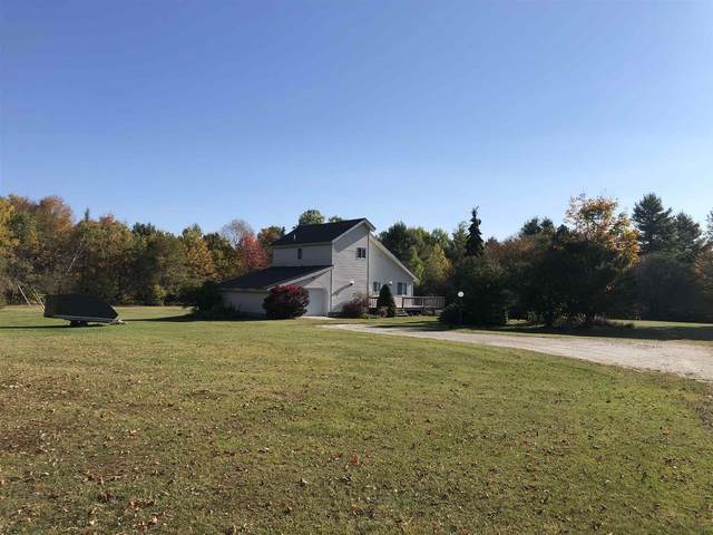 80 Lake Ninevah Road, Mount Holly, VT 05758 (MLS #4834975) :: Hergenrother Realty Group Vermont