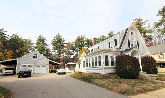 424 Portland Street, Rochester, NH 03867 (MLS #4834976) :: Hergenrother Realty Group Vermont