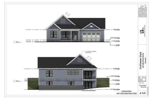 15 Upper Main Street Lot 2, Essex, VT 05452 (MLS #4835057) :: Keller Williams Coastal Realty