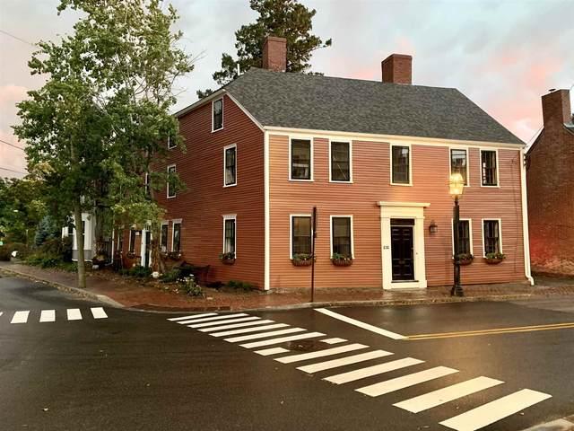 108 Pleasant Street, Portsmouth, NH 03801 (MLS #4835063) :: Keller Williams Coastal Realty