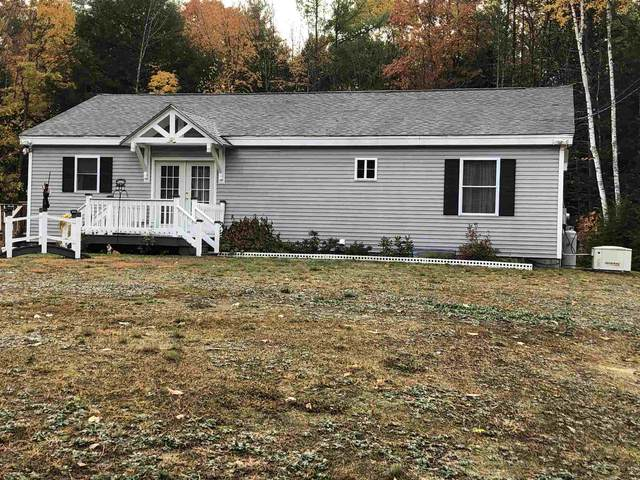 17 Mt Shaw Road, Ossipee, NH 03864 (MLS #4835074) :: Lajoie Home Team at Keller Williams Gateway Realty