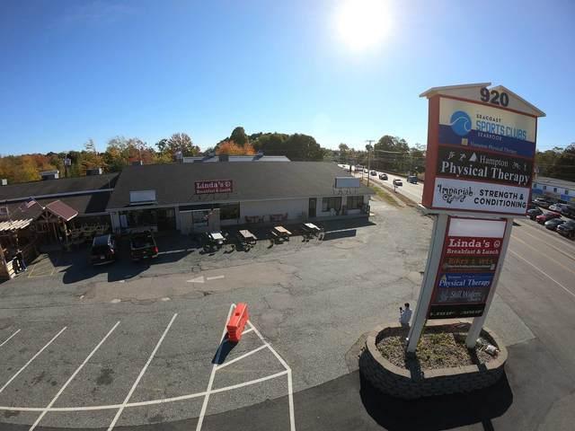 920 Lafayette Road #102, Seabrook, NH 03874 (MLS #4835154) :: Keller Williams Coastal Realty