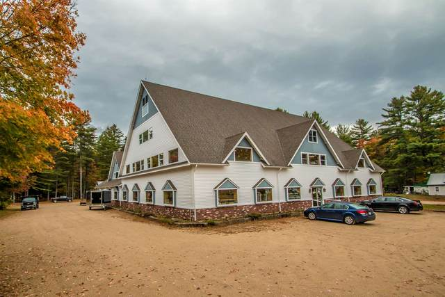 2928 East Conway Road, Conway, NH 03813 (MLS #4835185) :: Signature Properties of Vermont