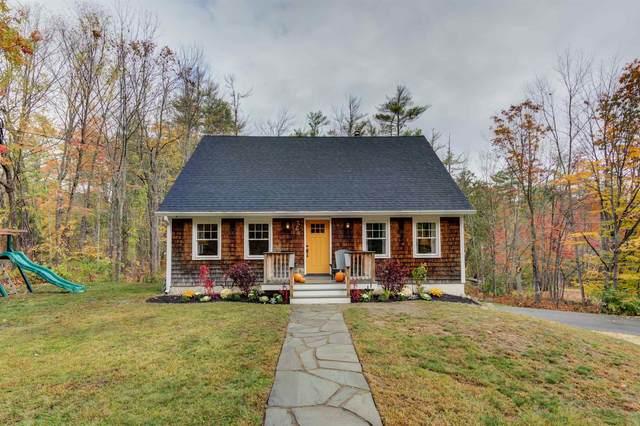 22 Lakeview Drive, Wolfeboro, NH 03894 (MLS #4835251) :: Keller Williams Coastal Realty