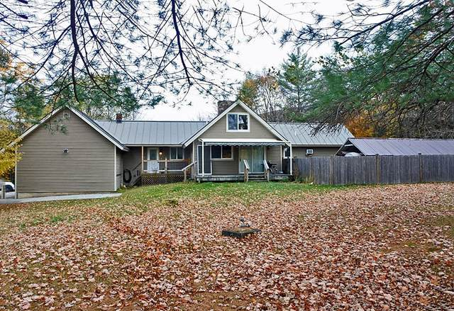 3040 East Pittsford Road, Rutland Town, VT 05701 (MLS #4835254) :: The Gardner Group