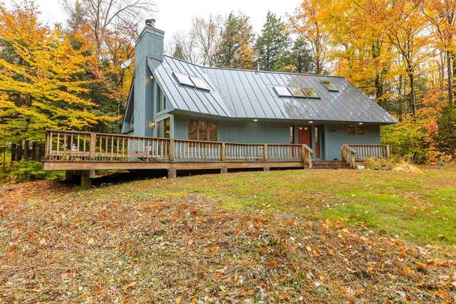 532 Oak Hill Road, Wardsboro, VT 05355 (MLS #4835261) :: Lajoie Home Team at Keller Williams Gateway Realty