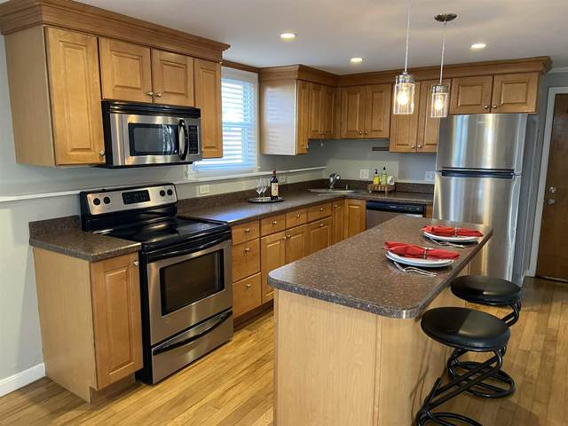 140 Cass Street #1, Portsmouth, NH 03801 (MLS #4835333) :: Keller Williams Coastal Realty