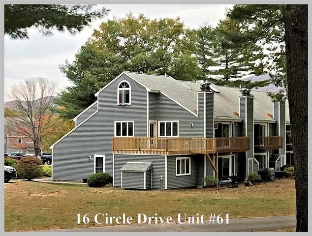 16 Circle Drive #61, Ashland, NH 03217 (MLS #4835391) :: Keller Williams Coastal Realty