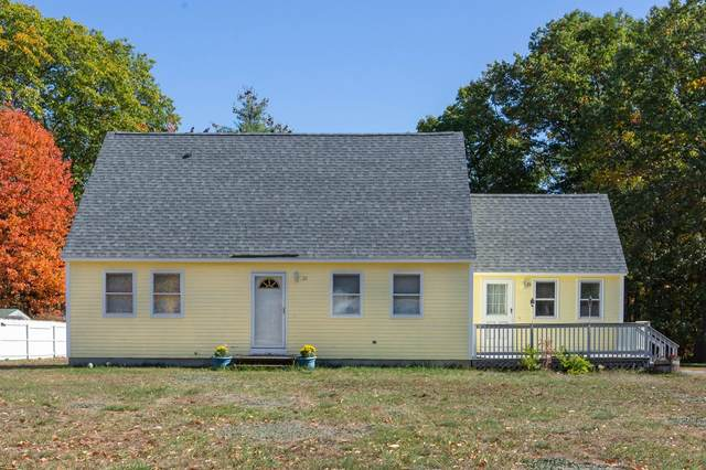 20 Kirsten Avenue, Rochester, NH 03868 (MLS #4835442) :: Keller Williams Coastal Realty