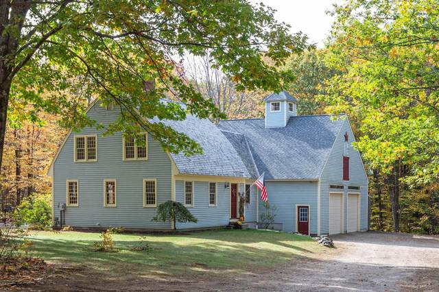37 Reservation Road, Deerfield, NH 03037 (MLS #4835484) :: Cameron Prestige