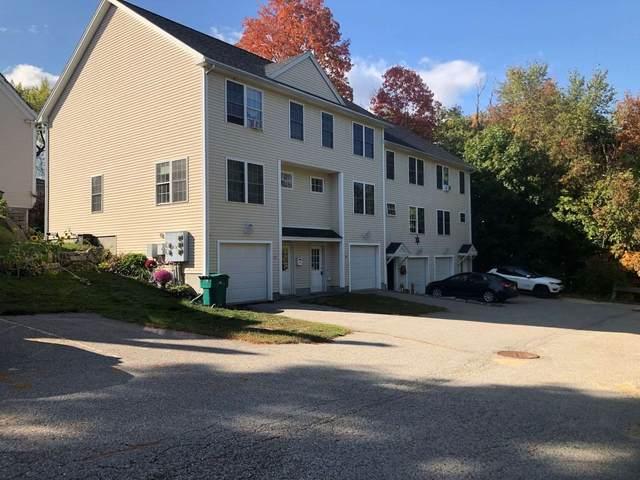44 Church Street F, Rochester, NH 03839 (MLS #4835526) :: Keller Williams Coastal Realty