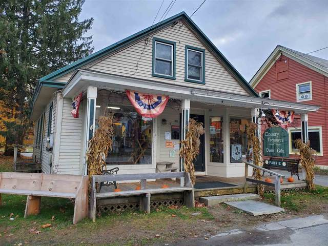 12 Common Street, Chester, VT 05143 (MLS #4835598) :: Lajoie Home Team at Keller Williams Gateway Realty