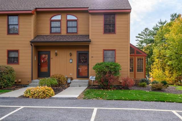 240 Franklin Street #21, Laconia, NH 03237 (MLS #4835668) :: Keller Williams Coastal Realty