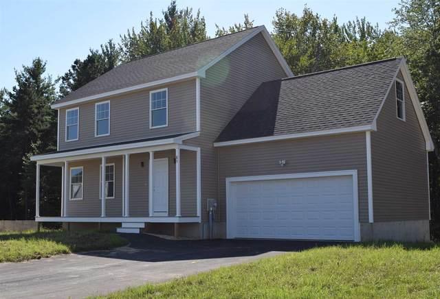 Lot 310-31 Bovee Lane 310-31, Rochester, NH 03868 (MLS #4835697) :: Keller Williams Coastal Realty