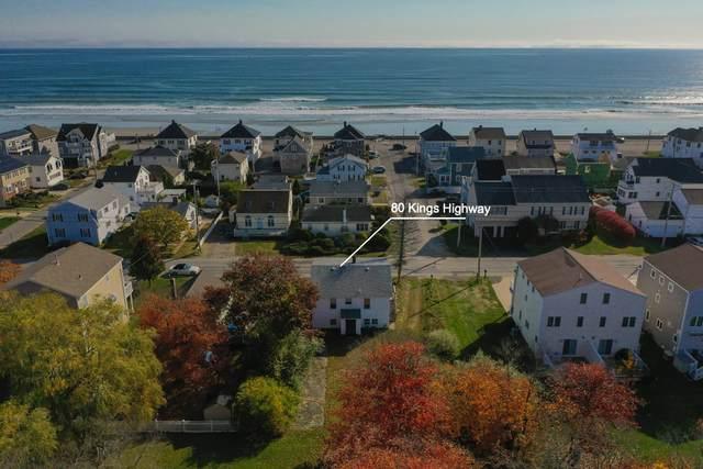 80 Kings Highway, Hampton, NH 03842 (MLS #4835734) :: Keller Williams Coastal Realty