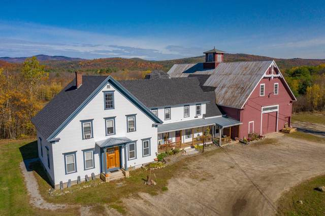 718 Tenney Mountain Highway, Plymouth, NH 03264 (MLS #4835787) :: The Hammond Team
