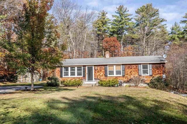33 Colonial Drive, Greenfield, NH 03047 (MLS #4835792) :: The Hammond Team