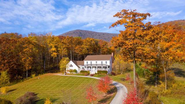 100 Cook Hollow Road, Manchester, VT 05255 (MLS #4835806) :: Signature Properties of Vermont