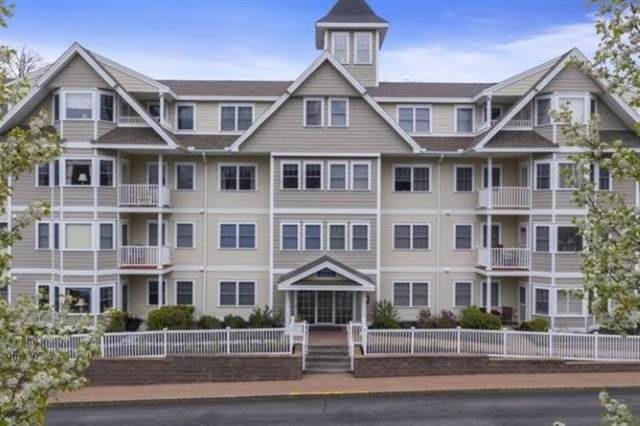 3 Sterling Hill Lane #341, Exeter, NH 03833 (MLS #4835819) :: The Hammond Team
