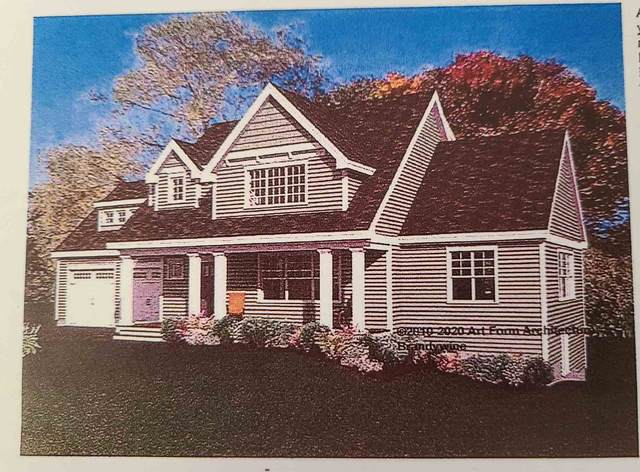 14 Tansy Avenue #126, Stratham, NH 03885 (MLS #4835978) :: Signature Properties of Vermont