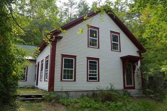 236 Route 103 East, Warner, NH 03278 (MLS #4836030) :: Lajoie Home Team at Keller Williams Gateway Realty