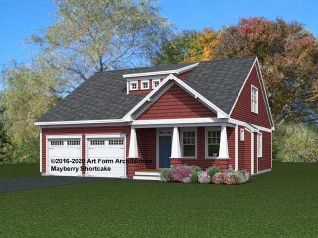 Lot 13 Garrison Cove #13, Dover, NH 03820 (MLS #4836051) :: Signature Properties of Vermont