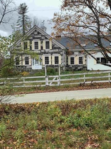 1847 Trebo Road, Chester, VT 05143 (MLS #4836207) :: Lajoie Home Team at Keller Williams Gateway Realty