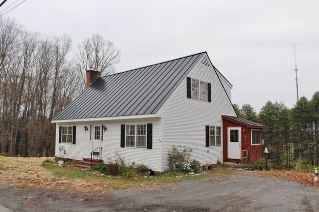 390 Craigue Hill Road, Springfield, VT 05156 (MLS #4836247) :: Lajoie Home Team at Keller Williams Gateway Realty
