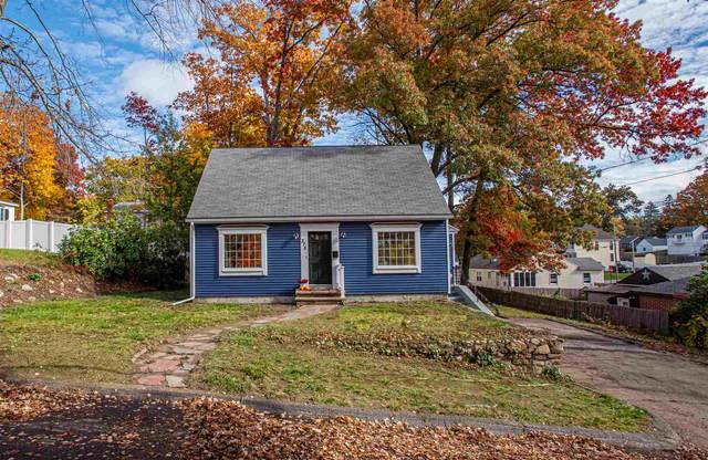 375 Hawthorne Street, Manchester, NH 03104 (MLS #4836316) :: Lajoie Home Team at Keller Williams Gateway Realty