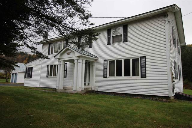 6871 Vermont Route 12, Barnard, VT 05031 (MLS #4836327) :: Jim Knowlton Home Team